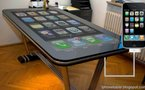 iPhone Table Connect - Un iPhone géant à partager entre amis