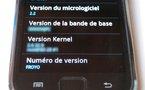 Android 2.2 Froyo pour le Galaxy S arrive bientôt et Kies pour Mac est disponible
