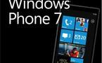 Programmez pour Windows Phone 7