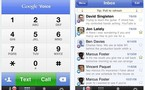 Google Voice pour iPhone - L'application officielle
