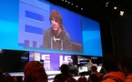 LeWeb'10 - Dennis Crowley Co-fondateur de Foursquare