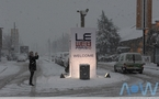 LeWeb'10 - Sous la neige