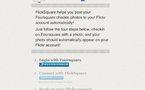 Foursquare + Flickr = FlickSquare