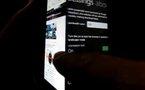 SurfCube Browser - La navigation en 3D sur un Windows Phone 7
