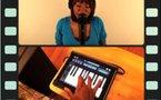 iPhone + iPad + iMovie + une belle voix = un joli clip