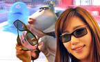 Samsung et ses lunettes 3D les plus légères au monde