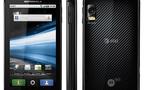 Motorola Atrix et dock TV
