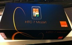 Test du HTC 7 Mozart