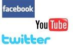 Facebook, Twitter et Youtube sont définitivement entrés dans l'histoire du monde.