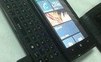 Sony Ericsson WP7 - un premier prototype ?