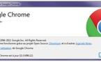Google Chrome - Changement de logo
