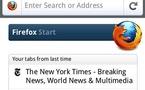 Télécharger Firefox 4 sur Android
