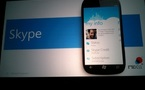 Mix 2011 - Spotify et Skype bientôt sur Windows Phone 7