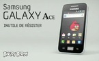 Angry Birds pour la pub du Samsung Galaxy Ace