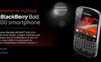 Le Blackberry Bold 9900 en approche