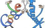 Facebook-Google la guerre de la vie privée...