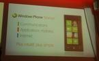 Windows Phone 7 - Quand Microsoft dévoile Mango