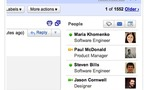 Widget People Gmail - L'option qui manquait à Gmail