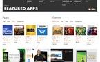 Marketplace WP7 - Une version Web et 20000 apps au compteur