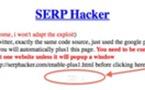 Le bouton Google+1 déjà hacké