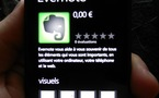 Evernote débarque sur Windows Phone 7
