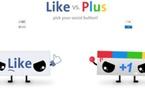 Facebook Vs Google + - Qui est le meilleur ?