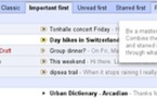 Gmail - De nouvelles options pour la priorit des mails arrivent
