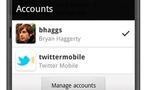 Des notifications pour Twitter sur Android et aussi les comptes multiples
