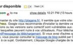 Quand Google s'occupe des mises à jour de Wordpress