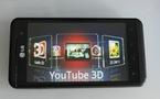 LG Optimus 3D - Convertir des jeux 2D en 3D, c'est bientôt possible