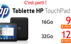 1000 HP Touchpad vendues en 4 minutes !