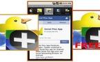 Social Plus pour Android - Facebook, Google Plus, Twitter, LinkedIn et Tumblr sur une seule application  et bientôt sur iPhone et iPad