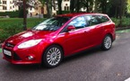 Nouvelle Ford Focus - Test vidéo de l'auto-parking
