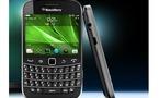 Blackberry Tag - Echange de données multimédia par contact