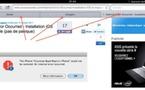 iPad sous iOS 5 - Des onglets dans Safari et une nouvelle gestuelle