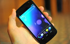 Prise en main du Samsung Galaxy Nexus en vidéo
