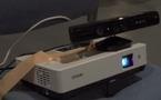 Kinect bientôt utilisé pour PowerPoint ou Keynote