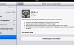 iOS 5.01 disponible pour iPhone, iPad et iPod Touch