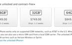 L'iPhone 4S débloqué à 470 €
