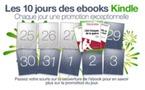 Les 10 jours Kindle d'Amazon