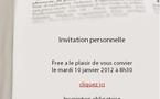 Free Mobile - Fin du suspens mardi 10 janvier à 8h30