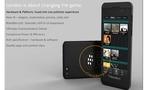 Blackberry 10 Superphone - première image