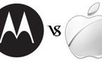 Apple vs Motorola - Motorola veut 2,25% des ventes d'Apple