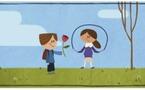 La Saint Valentin et Google, une longue histoire d'amour de Doolde
