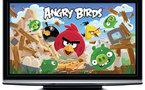 Angry Birds sur la FreeBox Révolution