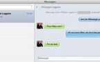 iMessage maintenant sur Mac