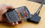 Blackberry Music Gateway - La musique via NFC ou Bluetooth signé Blackberry
