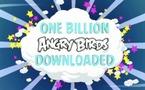 Angry Birds - 1 milliard de téléchargements