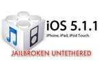 Absinthe 2.0 : le Jailbreak Untethered de l'iOS 5.1.1 est disponible