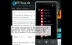 Windows Phone - Faire des screenshot sera possible sous WP8